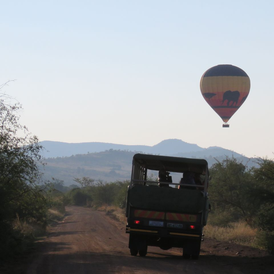 south african safari, hot air balloon south africa, travel south africa, freedom lifestyle, daily inspired life
