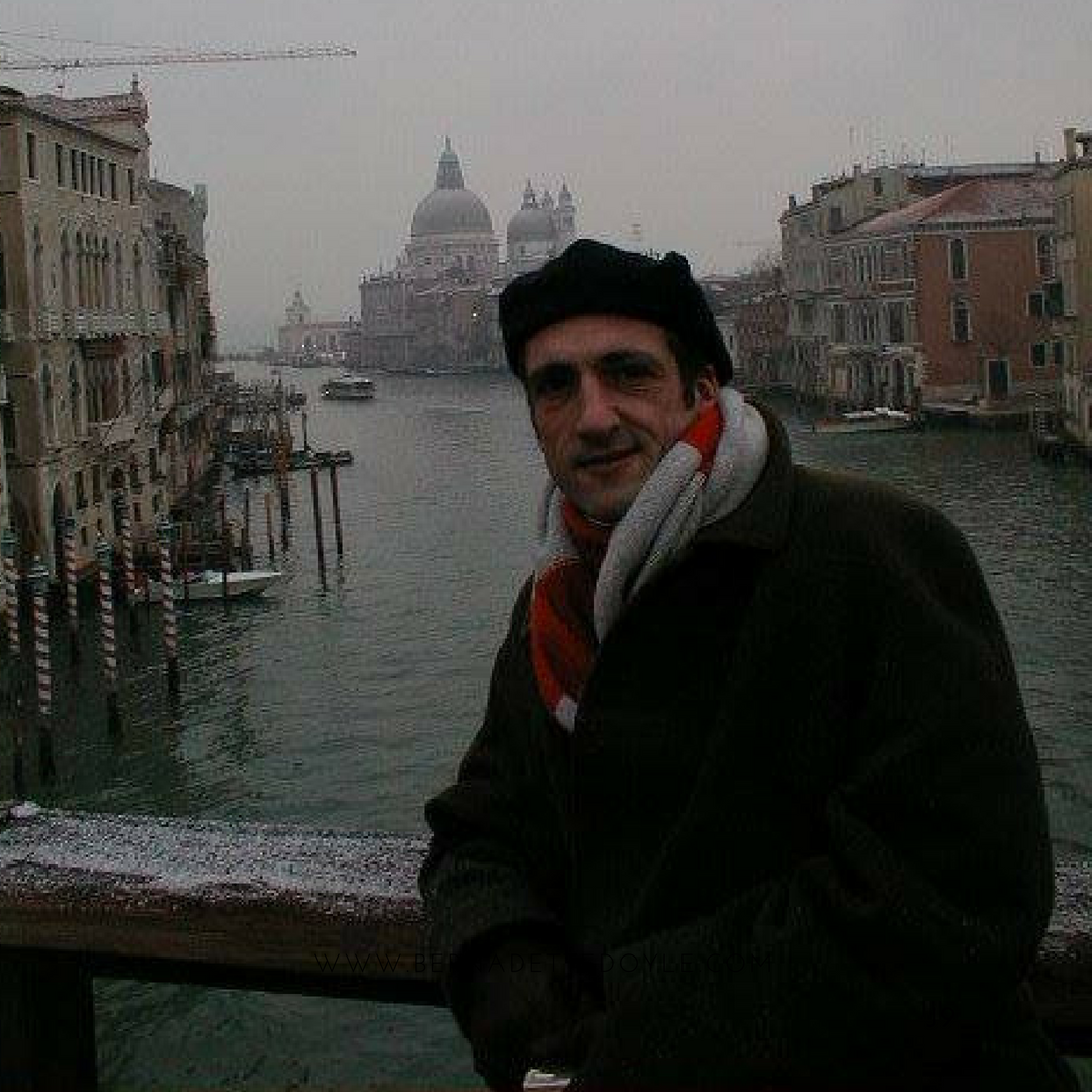 Moving To Venice - Scott Stavrou - Author Losing Venice