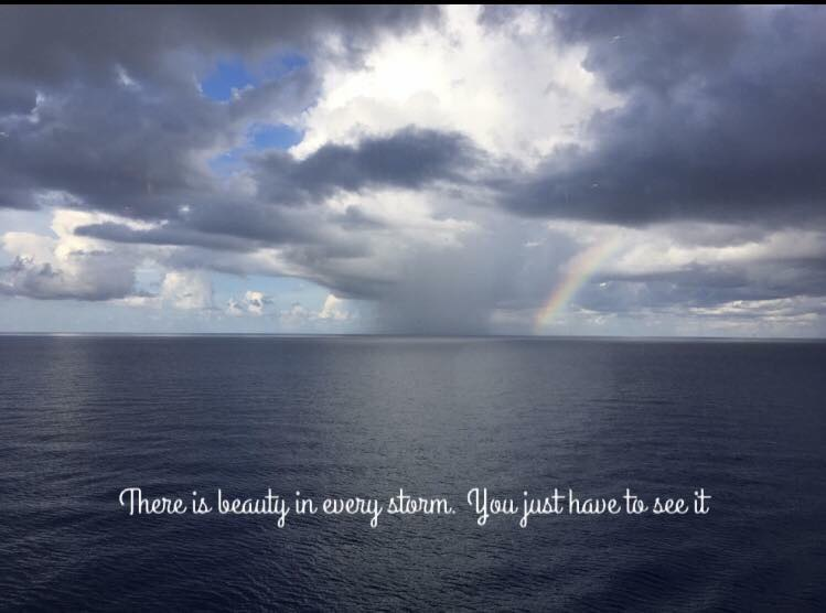 Rainbow After The Storm, Daily Inspired Life