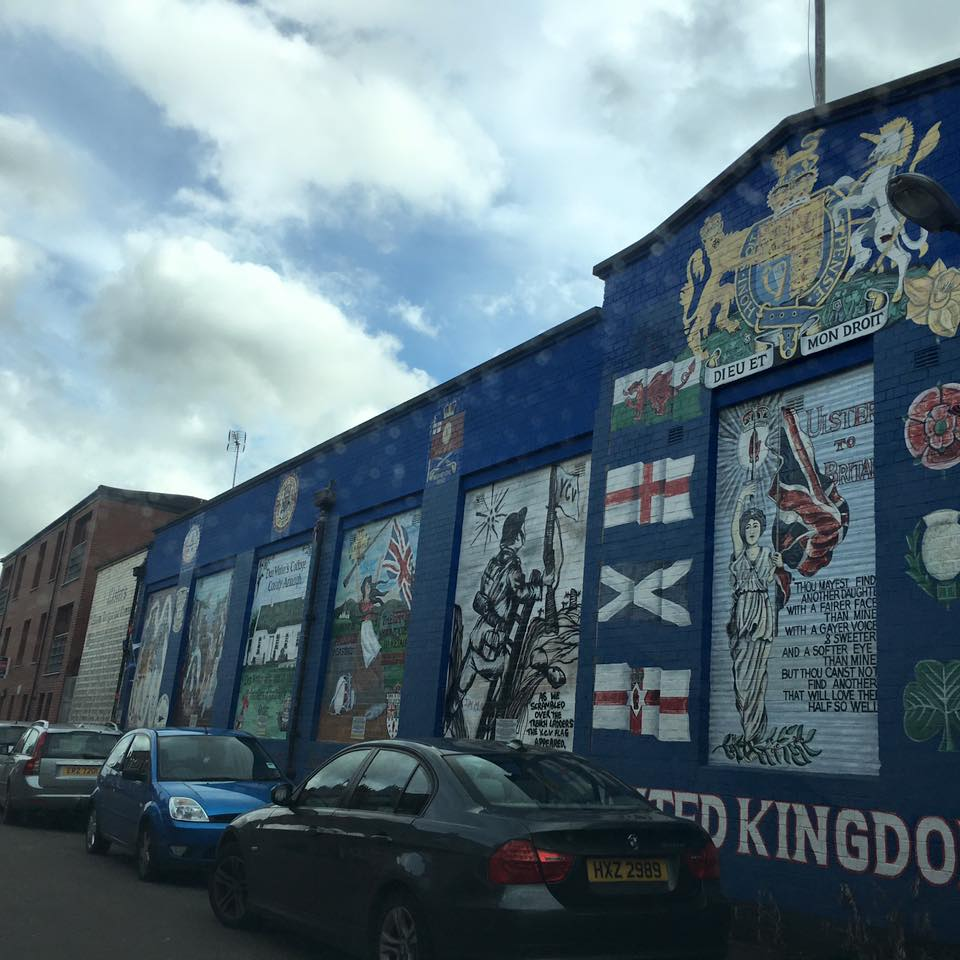 Belfast Troubles _ Murals To Remember