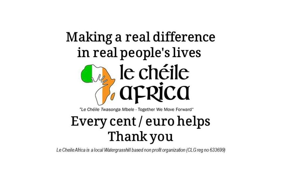 Le Cheile Africa-making-a-difference