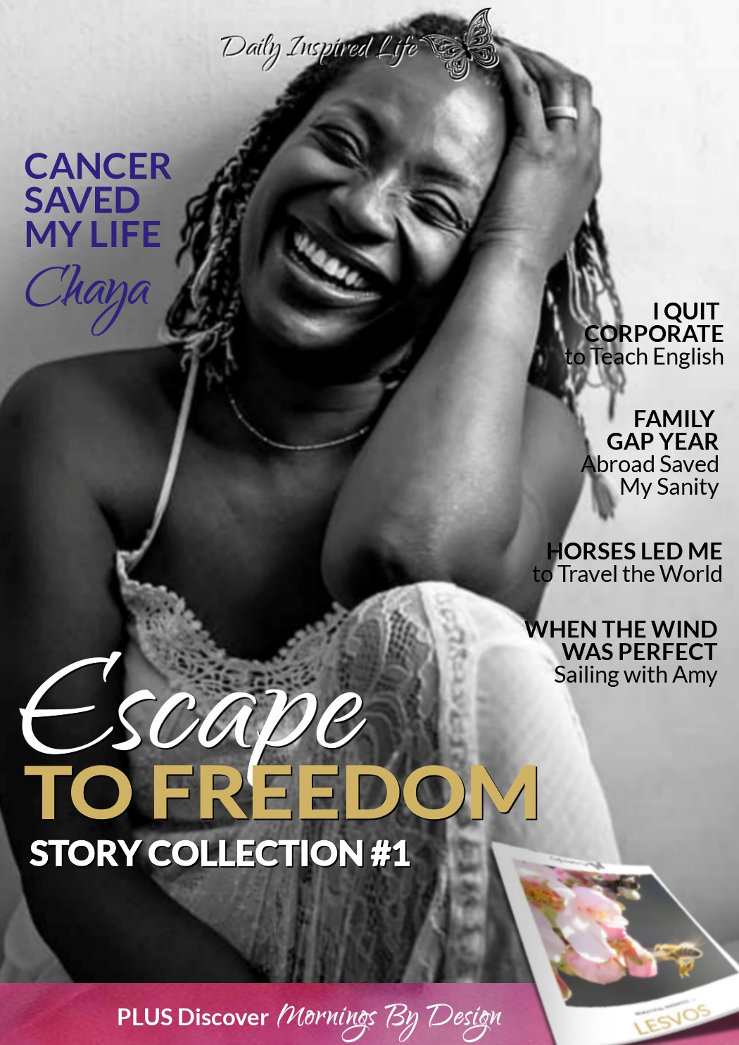 Inspiring Stories Magazine Cover