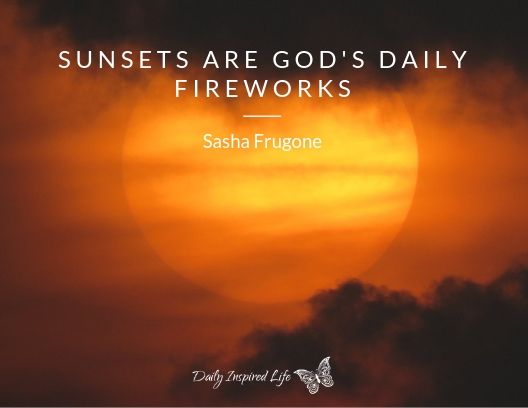 sunset-quote-daily